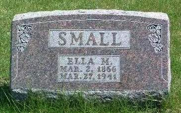 SMALL, ELLA M. - Madison County, Iowa | ELLA M. SMALL