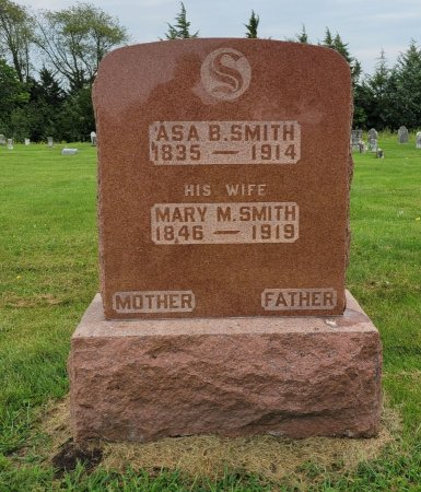 SMITH, MARY MATILDA - Madison County, Iowa | MARY MATILDA SMITH