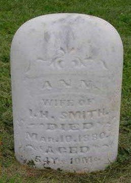 SMITH, ANN - Madison County, Iowa | ANN SMITH