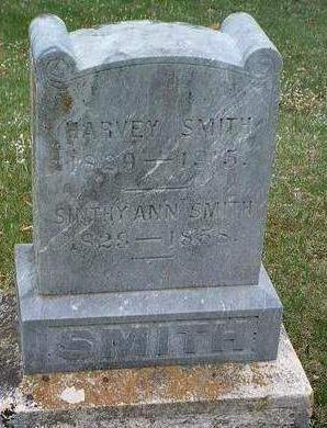 COCHRAN SMITH, SINTHY ANN - Madison County, Iowa | SINTHY ANN COCHRAN SMITH