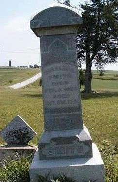 SMITH, CHARLES GAYLORD - Madison County, Iowa | CHARLES GAYLORD SMITH
