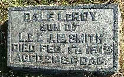 SMITH, DALE LEROY - Madison County, Iowa | DALE LEROY SMITH