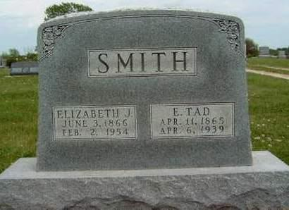 SMITH, ELIZABETH J. - Madison County, Iowa | ELIZABETH J. SMITH