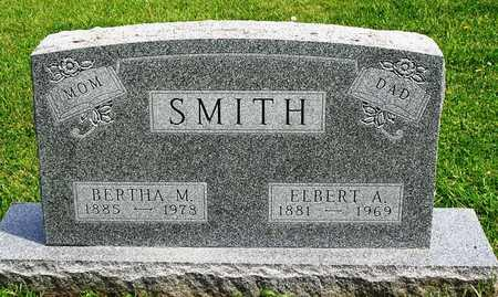 SMITH SMITH, BERTHA MAY - Madison County, Iowa | BERTHA MAY SMITH SMITH
