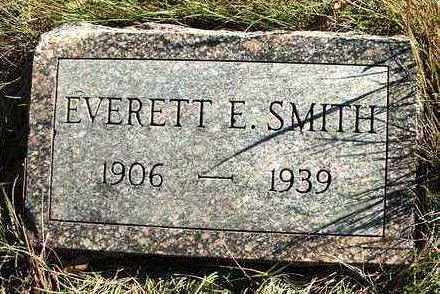 SMITH, EVERETT ERNEST - Madison County, Iowa | EVERETT ERNEST SMITH