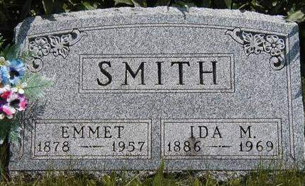 SMITH, IDA M. - Madison County, Iowa | IDA M. SMITH