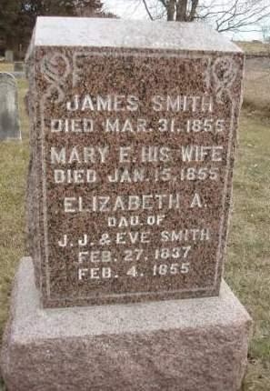 SMITH, ELIZABETH ANN - Madison County, Iowa | ELIZABETH ANN SMITH
