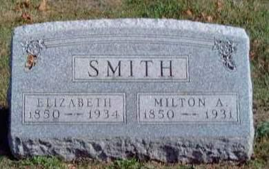 SMITH, ELIZABETH - Madison County, Iowa | ELIZABETH SMITH