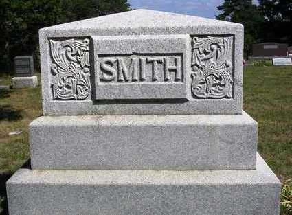 SMITH, FAMILY HEADSTONE - Madison County, Iowa | FAMILY HEADSTONE SMITH