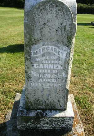 SMITH GARNER, MARGARET - Madison County, Iowa | MARGARET SMITH GARNER