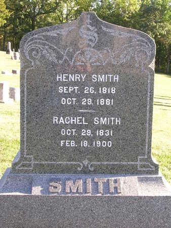 SMITH, HENRY - Madison County, Iowa | HENRY SMITH