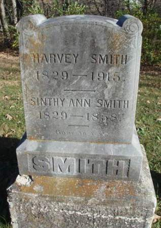 SMITH, HARVEY - Madison County, Iowa | HARVEY SMITH