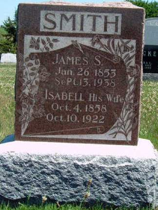 SMITH, JAMES SHADRACK - Madison County, Iowa | JAMES SHADRACK SMITH