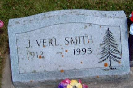 SMITH, JAMES VERL - Madison County, Iowa   JAMES VERL SMITH