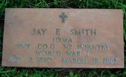 SMITH, JAY EARL - Madison County, Iowa   JAY EARL SMITH