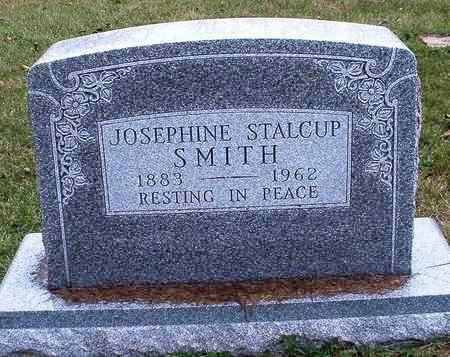 SMITH STALCUP, JOSEPHINE JEANETTE - Madison County, Iowa | JOSEPHINE JEANETTE SMITH STALCUP