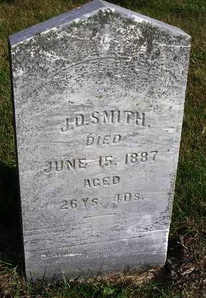 SMITH, JOSEPH D. - Madison County, Iowa | JOSEPH D. SMITH