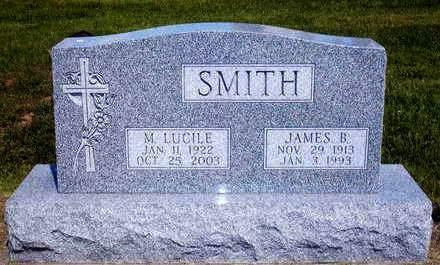 SMITH, MABEL LUCILLE - Madison County, Iowa | MABEL LUCILLE SMITH