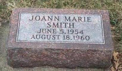 SMITH, JOANN MARIE - Madison County, Iowa | JOANN MARIE SMITH