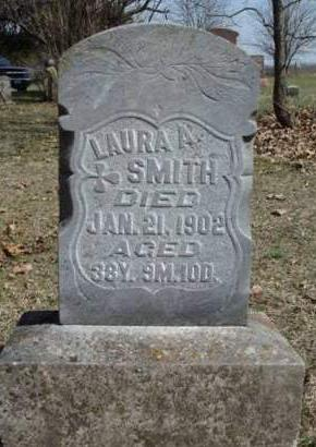 SMITH, LAURA A. - Madison County, Iowa | LAURA A. SMITH