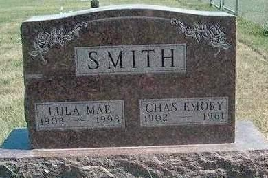 SMITH, LULA MAE - Madison County, Iowa | LULA MAE SMITH