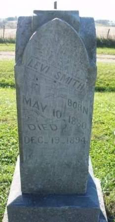 SMITH, LEVI - Madison County, Iowa | LEVI SMITH