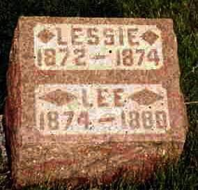 SMITH, LESLIE (LESSIE) - Madison County, Iowa | LESLIE (LESSIE) SMITH