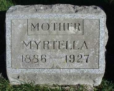 SMITH, MYRTELLA - Madison County, Iowa | MYRTELLA SMITH