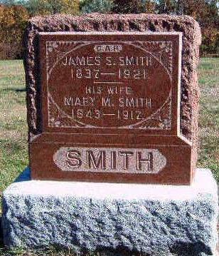 SMITH, MARY MAHALA - Madison County, Iowa | MARY MAHALA SMITH