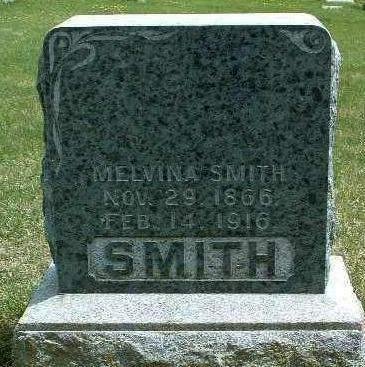 KINGERY SMITH, MELVINA - Madison County, Iowa | MELVINA KINGERY SMITH