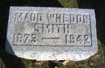 SMITH, MAUD - Madison County, Iowa | MAUD SMITH