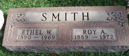 SMITH, ETHEL W. - Madison County, Iowa | ETHEL W. SMITH
