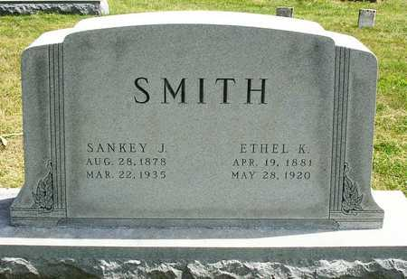 BETTS SMITH, ETHEL KAY - Madison County, Iowa | ETHEL KAY BETTS SMITH