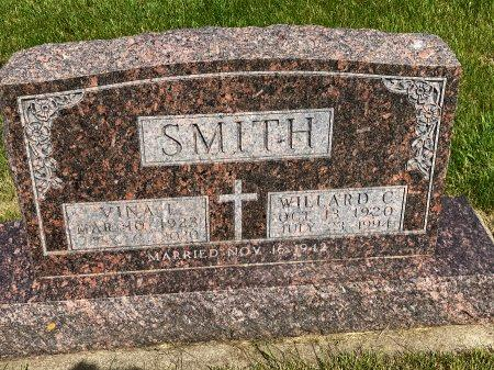 SMITH, WILLARD CECIL - Madison County, Iowa | WILLARD CECIL SMITH