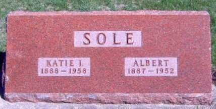 SOLE, ALBERT - Madison County, Iowa | ALBERT SOLE