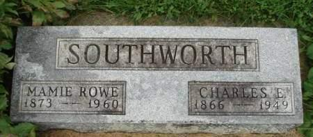 ROWE SOUTHWORTH, MAMIE L. - Madison County, Iowa | MAMIE L. ROWE SOUTHWORTH