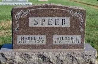 SMITH SPEER, MABEL OLIVE - Madison County, Iowa | MABEL OLIVE SMITH SPEER