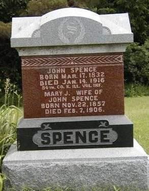THOMSON SPENCE, MARY JEAN - Madison County, Iowa | MARY JEAN THOMSON SPENCE