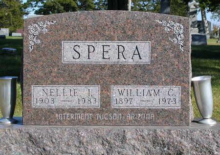 SPERA, WILLIAM C. - Madison County, Iowa | WILLIAM C. SPERA