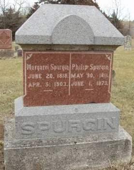 SPURGIN, MARGARET - Madison County, Iowa | MARGARET SPURGIN