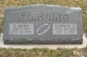 STANDING, GORDON CREW - Madison County, Iowa | GORDON CREW STANDING