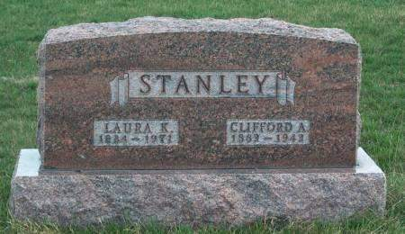 STANLEY, LAURA BESSIE - Madison County, Iowa | LAURA BESSIE STANLEY