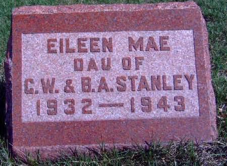 STANLEY, EILEEN MAE - Madison County, Iowa | EILEEN MAE STANLEY