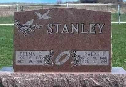 STANLEY, RALPH FRANK - Madison County, Iowa | RALPH FRANK STANLEY