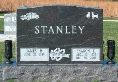STANLEY, JAMES (JIM) H. - Madison County, Iowa | JAMES (JIM) H. STANLEY