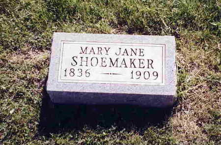 STEELE WEEKS, MARY JANE - Madison County, Iowa | MARY JANE STEELE WEEKS