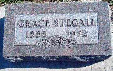 COX STEGALL, GRACE GLENN - Madison County, Iowa | GRACE GLENN COX STEGALL