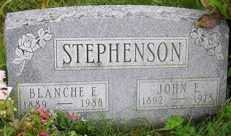 JENNINGS STEPHENSON, BLANCHE EDNA - Madison County, Iowa | BLANCHE EDNA JENNINGS STEPHENSON