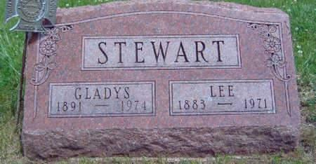 STEWART, GLADYS - Madison County, Iowa | GLADYS STEWART