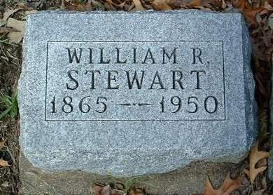 STEWART, WILLIAM R. - Madison County, Iowa | WILLIAM R. STEWART